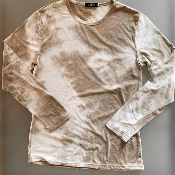 The Tie Dye - Men's Long Sleeve Shirt